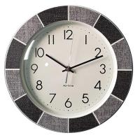 패턴 저소음 벽시계 패브릭시계 엔틱벽시계 CH1411872