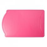 포어스 웨이브 도마1P 핑크