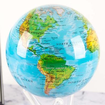 빛만 있으면 OK 자가회전구 지세도 지구본 8.5특대