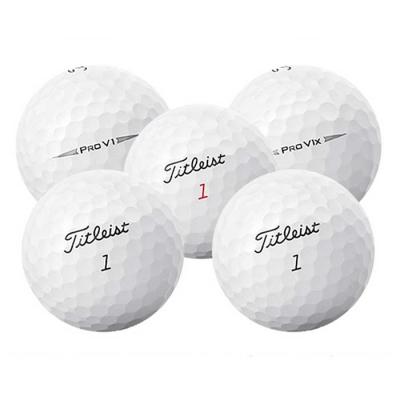골프공 타이틀 PRO V1 V1X A급 중고 - 3.4피스 10개