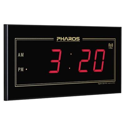 공간 인테리어 디지털 전자벽시계 MUH-400F CH1560637