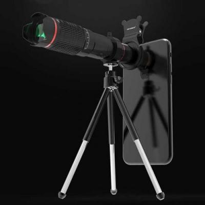 Everywhere 스매트폰 망원렌즈 F1.8 250mm 삼각대포함