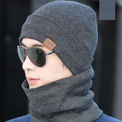 Winter MAN Knit 비니 넥워머세트 classic 3color