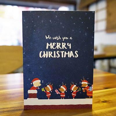 듄앤듄 Christmas Cards