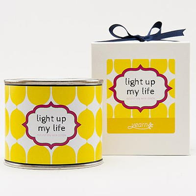 Light up my life 소이캔들 - 모과 (Quince)