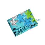 [블루케 주방수건]들꽃2 BLUE 주방수건
