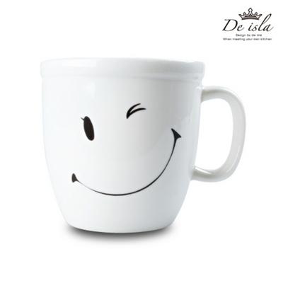 마이 스마일 미소 보더머그(350ml)