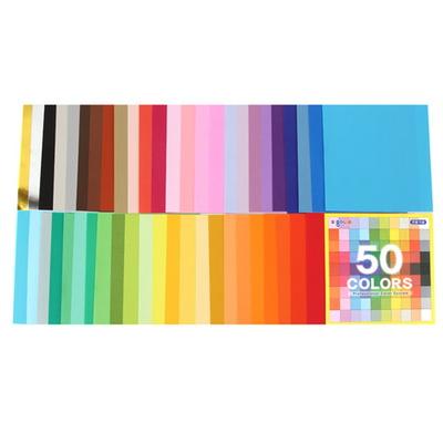 3000 50색 단면색종이