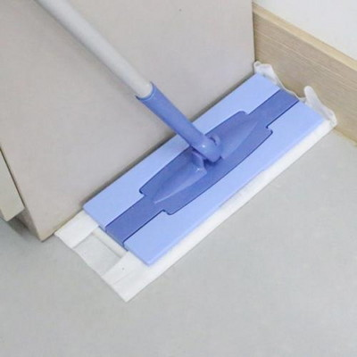 웰라이프 원터치부직포청소기(물걸레25매+정전기4매)