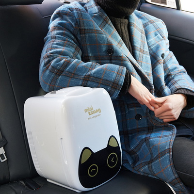 미니 소형냉장고 초절전 저소음 6리터 mz-06
