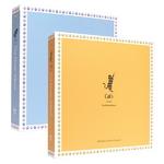 칸나앨범 GL400L 대용량 4X6사진 포켓식 바인더앨범