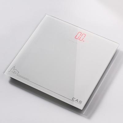 카스(CAS) 화이트백라이트 디지털 체중계 HE-100