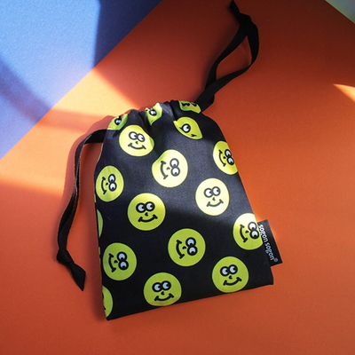 Smile string pouch s