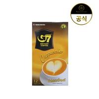 베트남 G7 카푸치노 헤이즐넛 12개입 수입커피