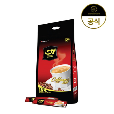 g7커피 3in1 100t(수출용)