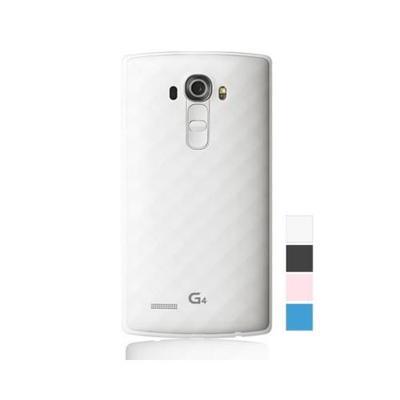 아이루 LG G4 번들 투명 컬러 젤리 케이스 4컬러