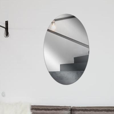 타원형 아크릴 거울