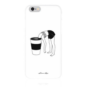 (Phone Case) Coffee First