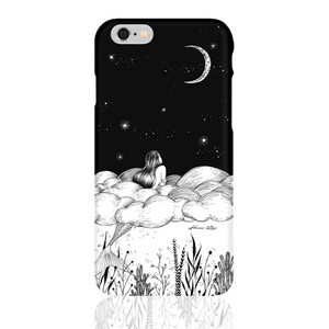 (Phone Case) Moon River
