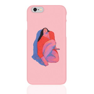 (Phone Case) Red dress