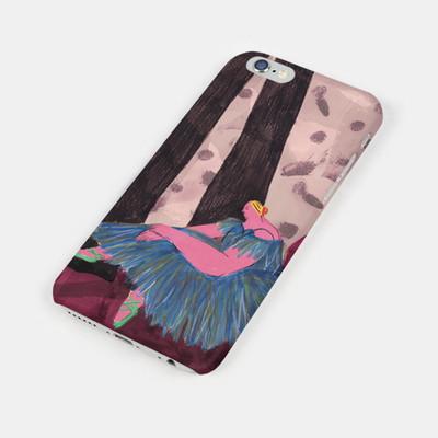 (Phone Case) Ballerina 16