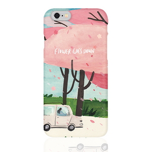 (Phone Case) 꽃비