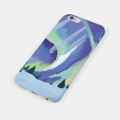 (Phone Case) Aurora