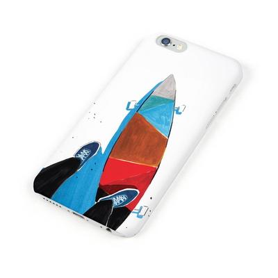 (Phone Case) Long board