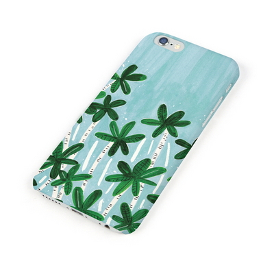 (Phone Case) Palm tree