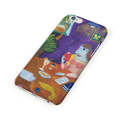 (Phone Case) P. The Young Poet