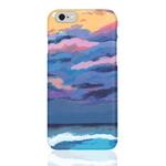 (Phone Case)purple clouds