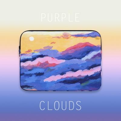 Purple clouds (아이패드-11-13-15인치)