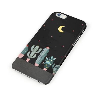 (Phone Case)Cactus in the night