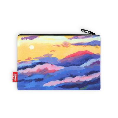 (파우치) Purple Clouds