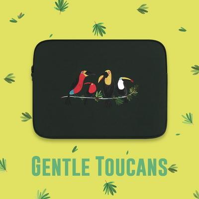 Gentle Toucans (11-13-15인치)