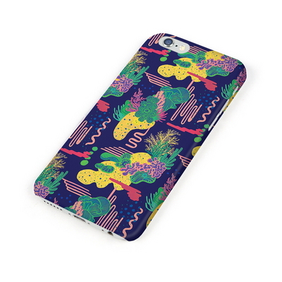 (Phone Case) Coral grapic