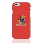 (Phone Case) a Colorful chair
