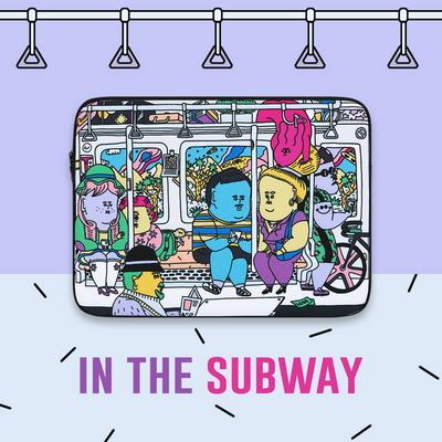 지하철에서 (11-13-15형)