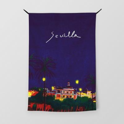 (패브릭 포스터) Se.villa