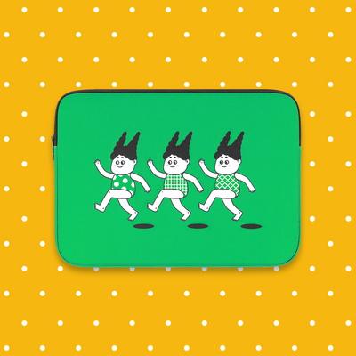 잔망스런 뇽뇽씨 (아이패드/11/13/15/17인치) 노트북파우치