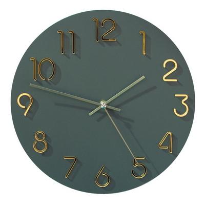 그레이루버 크룩넘버 무소음 인테리어벽시계