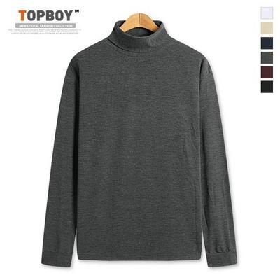 보들 베이직 목폴라 티셔츠 (SE028)