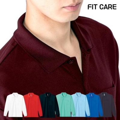 드라이 긴팔 폴로 긴팔 티셔츠 (CCTCTS001)