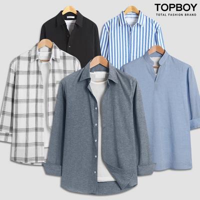 데일리 BEST 남성 셔츠 모음 택1 (TBS_810)