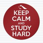 keep calm 응원 스티커