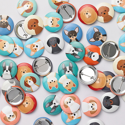 hula pet badge - Collection