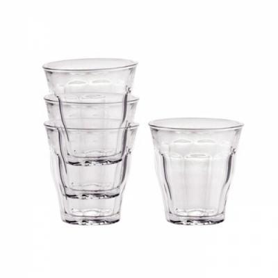 듀라렉스 피카디 텀블러잔 130ml 4P (강화유리컵)