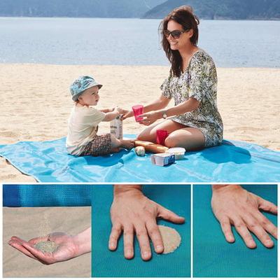 모래 비치매트 모래가 빠지는 캠핑매트 에어매트 야외매트 방수매트 휴대매트 돚자리