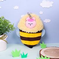 곰토토 꿀벌 동전지갑