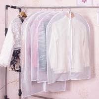 투명 옷보관 의류커버 5p